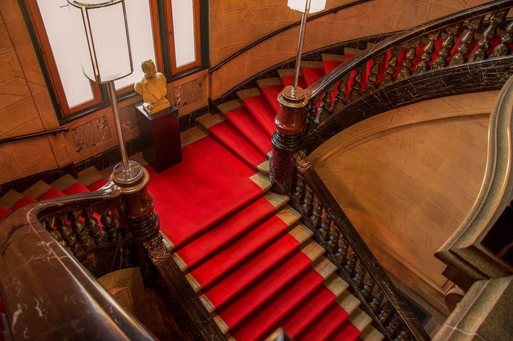 Großes Treppenhaus